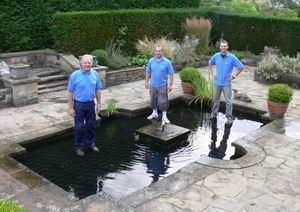 more reasons to choose the safadeck pond safety system. Black Bedroom Furniture Sets. Home Design Ideas